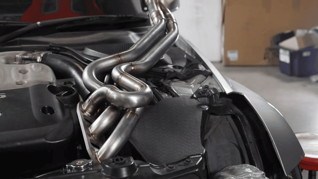 PPE aftermarket exhaust headers: the ultimate 350z mod?