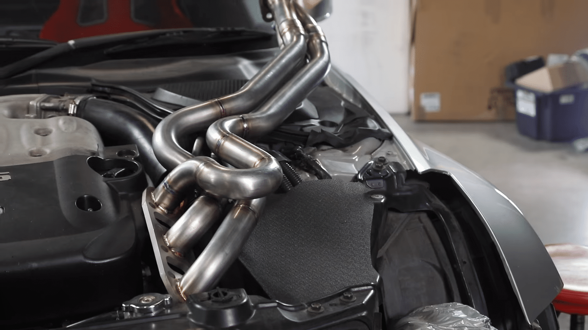 Ppe Aftermarket Exhaust Headers The Ultimate 350z Mod