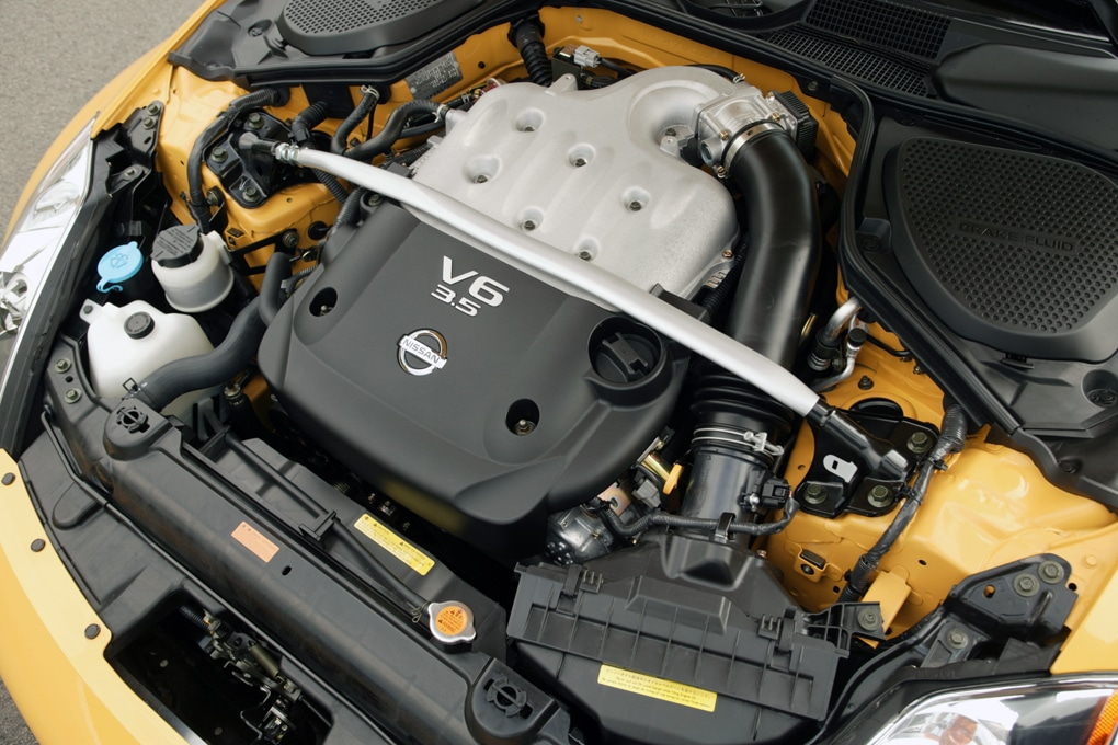 Nissan VQ35DE Engine
