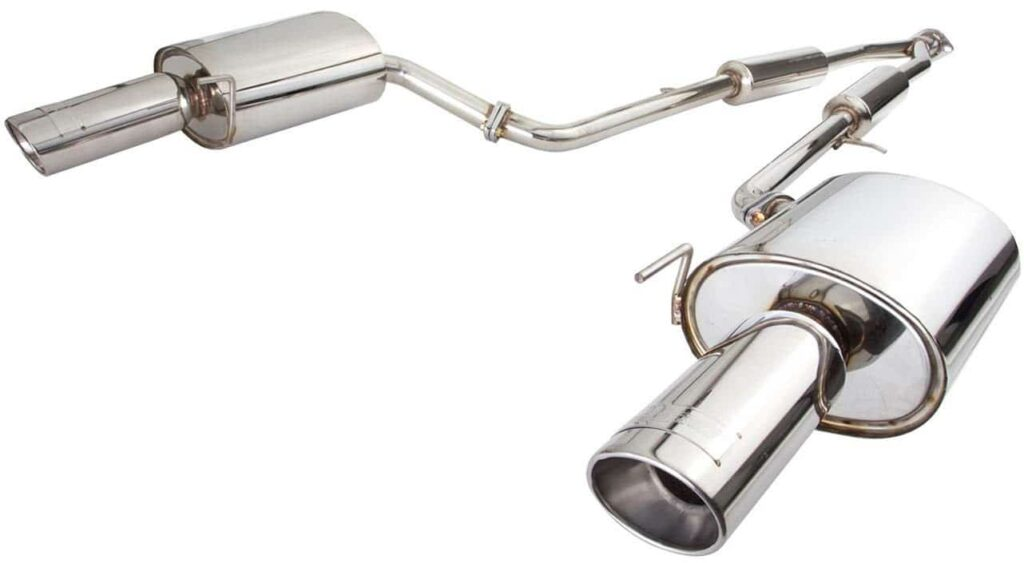 AJP Distributors Infiniti G35 Sedan Exhaust System