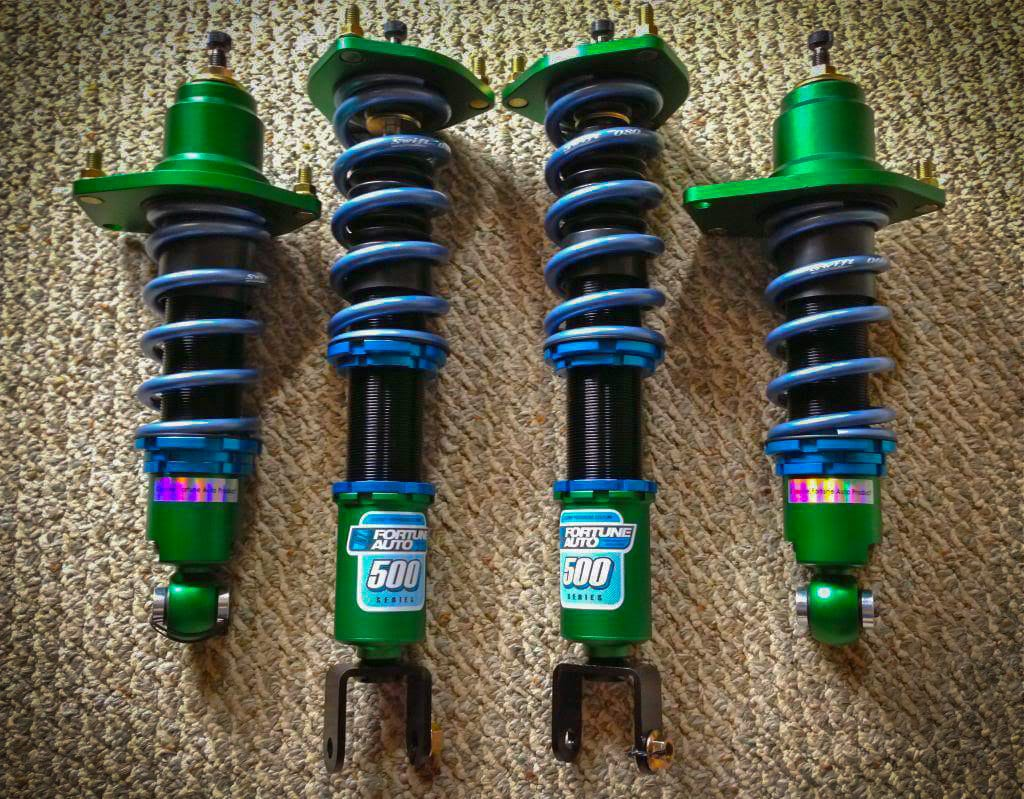 Fortune Auto 500 Series Miata Coilovers