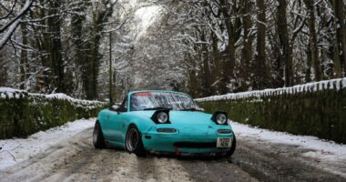 Miatas in snow and cold climates