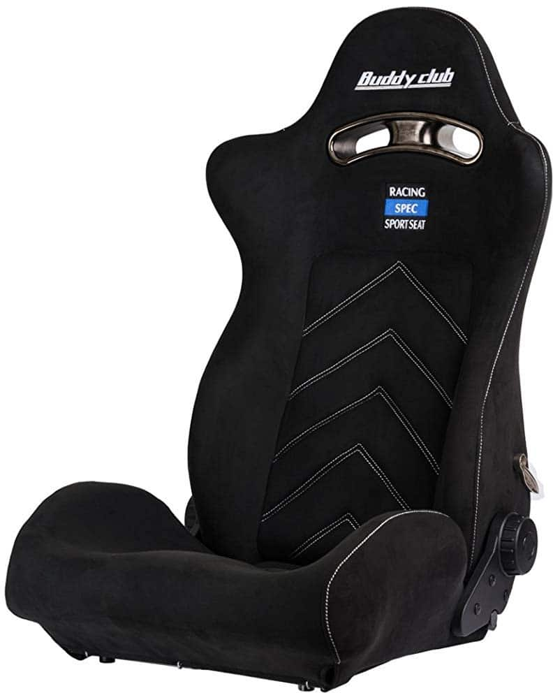 Buddy Club Racing Spec Sport Reclinable