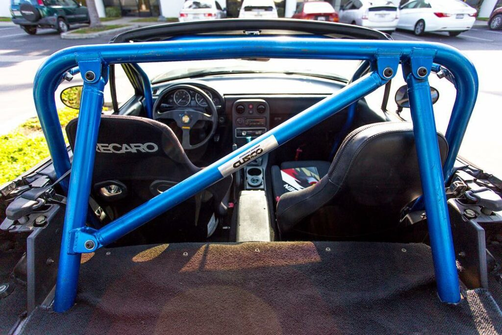 Cusco Bolt-In Roll Cage for Mazda MX-5