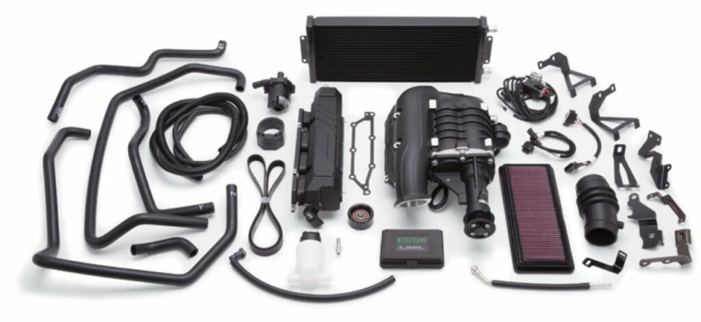 Edelbrock NC Miata Supercharger Kit