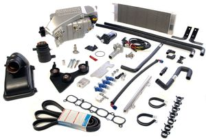 Good-Win Racing MP62 NC MX-5 Supercharger