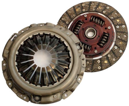 JWT High Clamping Force 350z Clutch