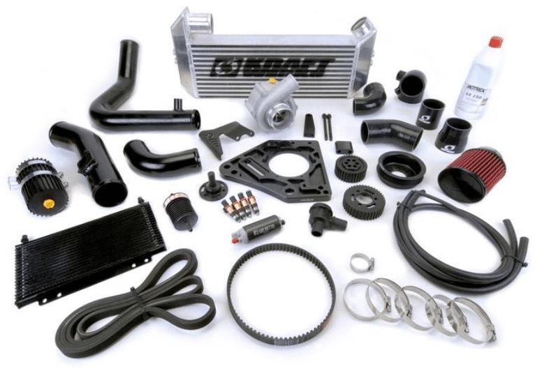 KraftWerks NC Miata Supercharger Kit