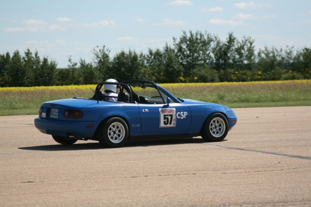 Miata Autocross Roll Bar