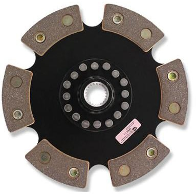 Nissan Z33 ACT 6-Puck Clutch