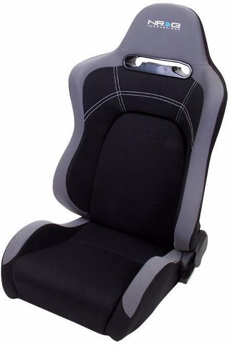 NRG Evo Sport Reclinable Seat