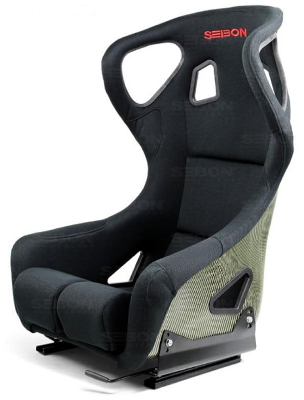 Seibon Carbon Kevlar Type-FC Racing Seat