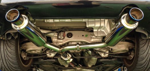 Best Nissan 350z Exhaust System