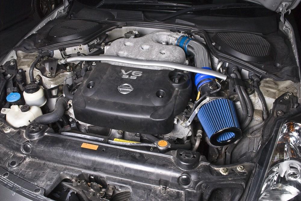 Nissan 350z Short Ram Intake