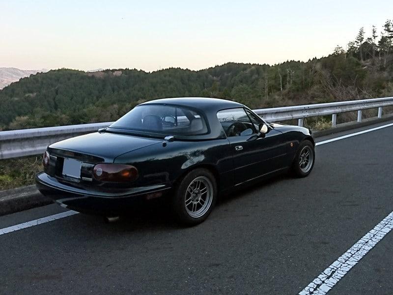 14x7 Enkei RPF01 Mazda Miata Rims