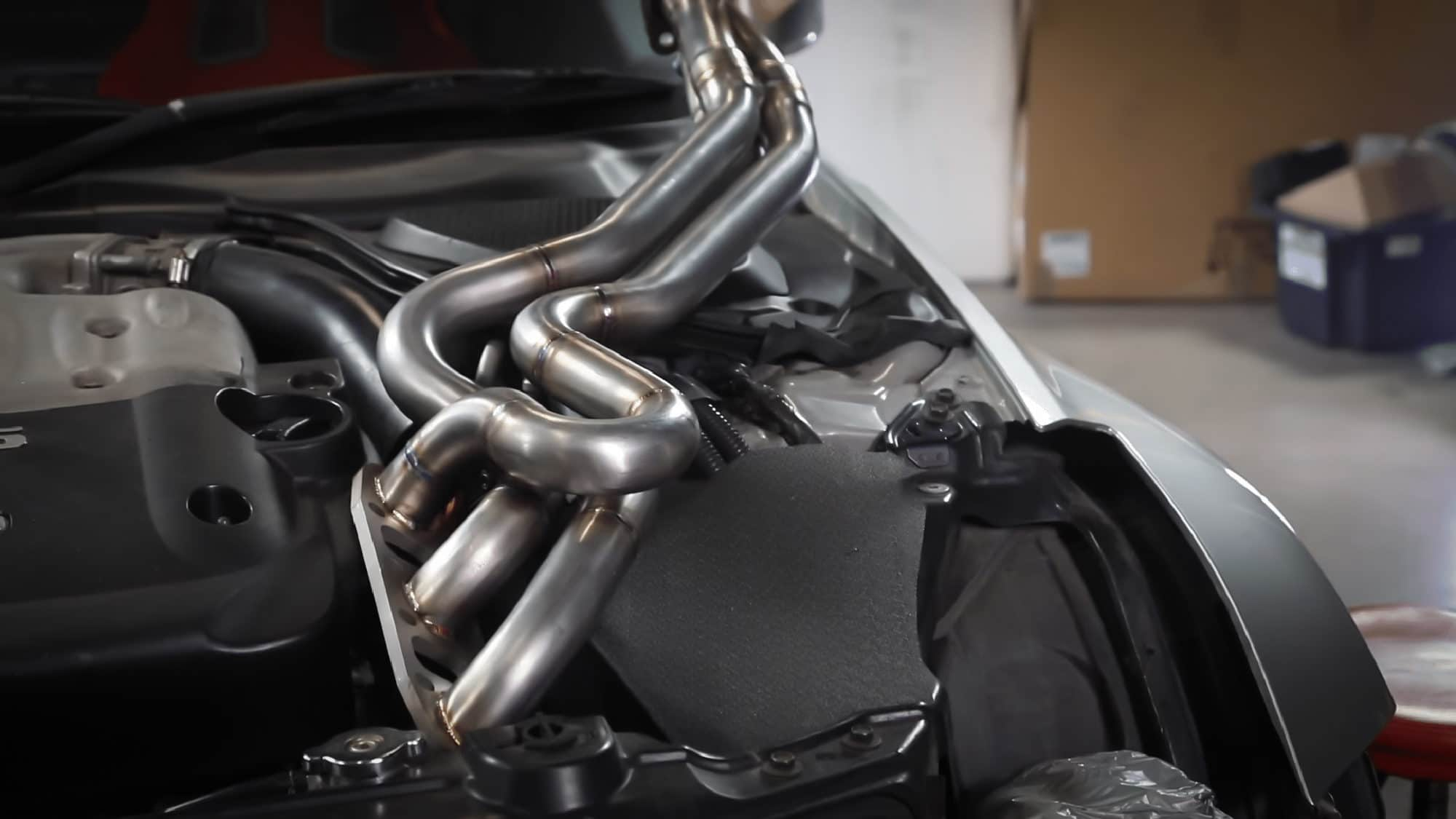 the best 350z headers: everything you need to know | low offset