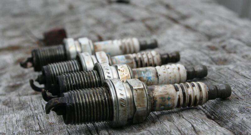 Nissan 350z Spark Plug Change