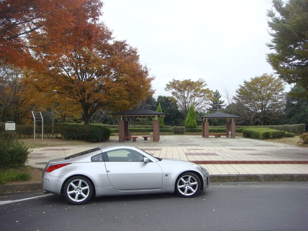 OEM Nissan 350z Ride Height