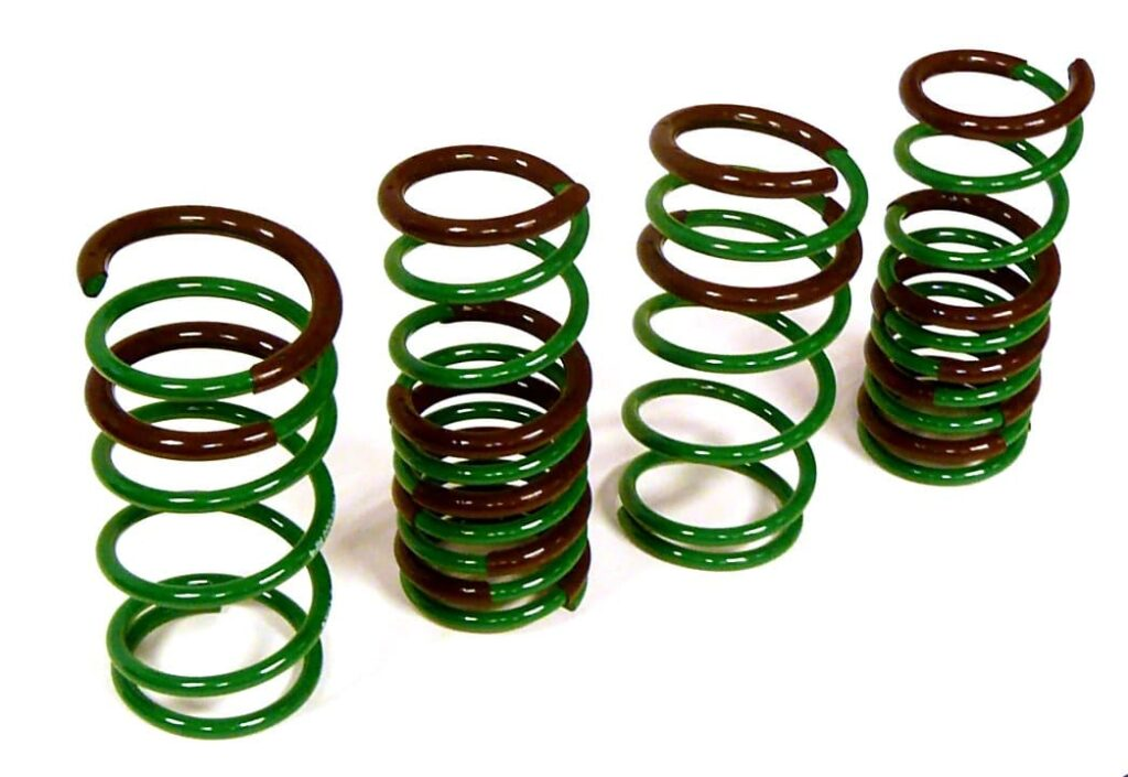 Tein S.Tech Lowering Springs for Nissan 350z