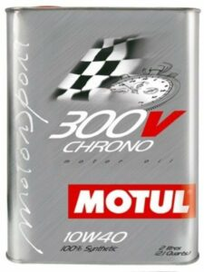 Motul 300v Competition Synthetic 10W-40 Motor Oil
