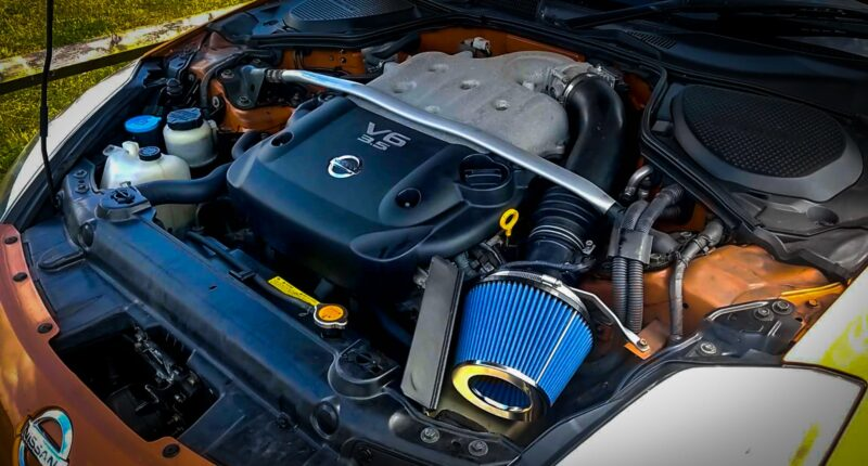 Top Engine Oils for Your Nissan 350z