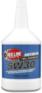 Redline High Performance 5W-30 Oil