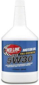 Redline High Performance 5W-30 Oil