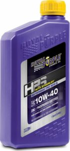 Royal Purple High Performance Street 10W-40 Engine Oil