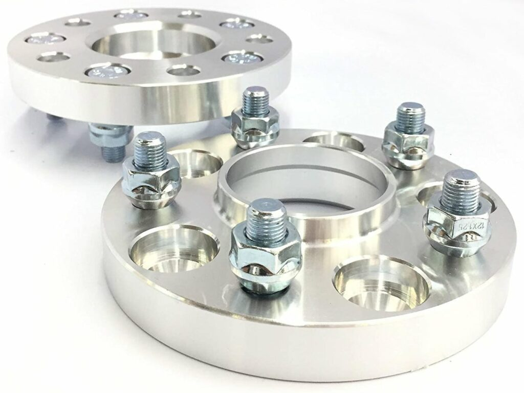 Customadeonly Nissan 350z 30mm Wheel Spacers