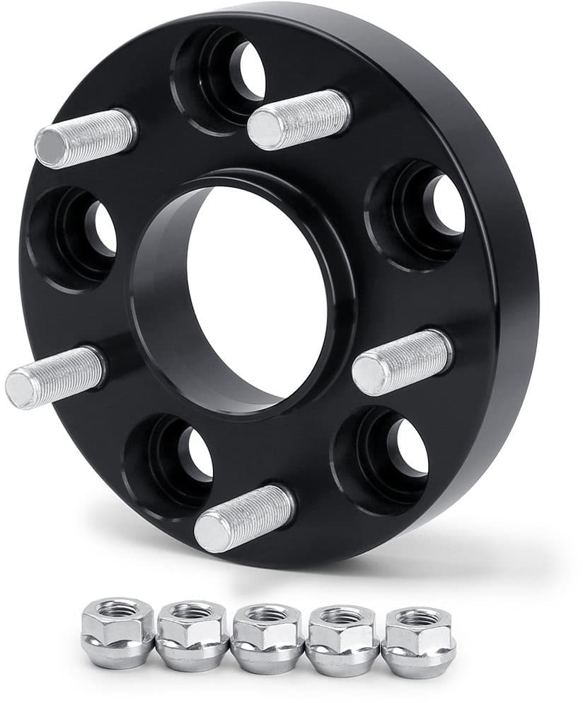 Dynofit's Nissan 350z 25mm Wheel Spacers