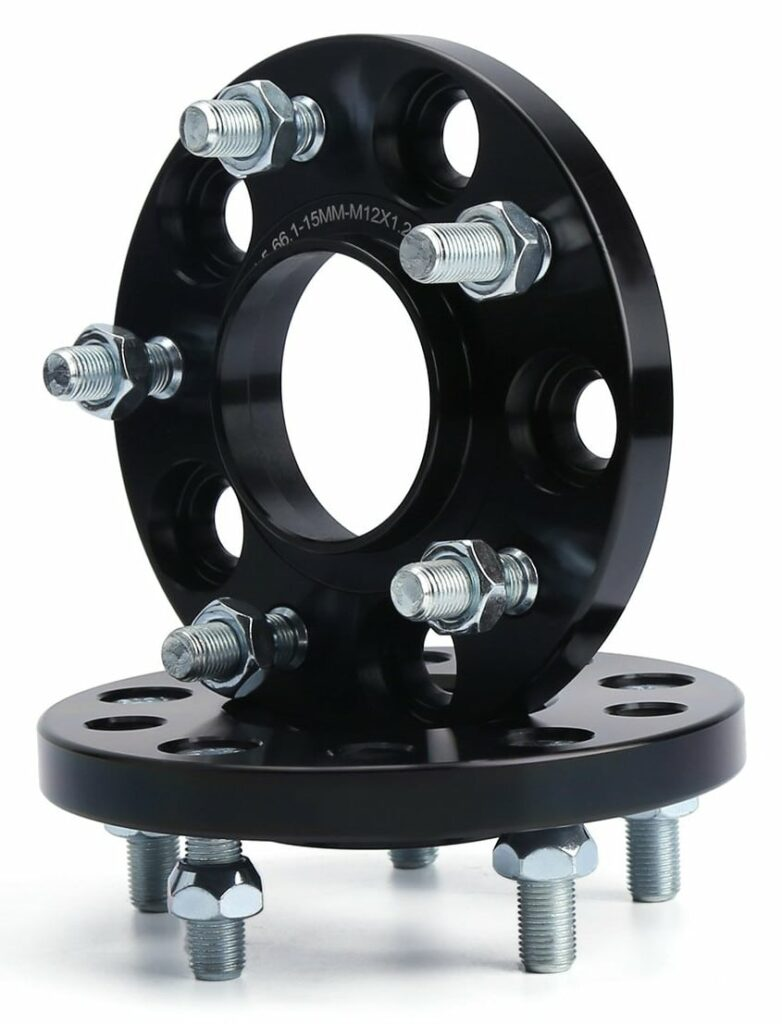 KSP's Nissan 350z 15mm Wheel Spacers