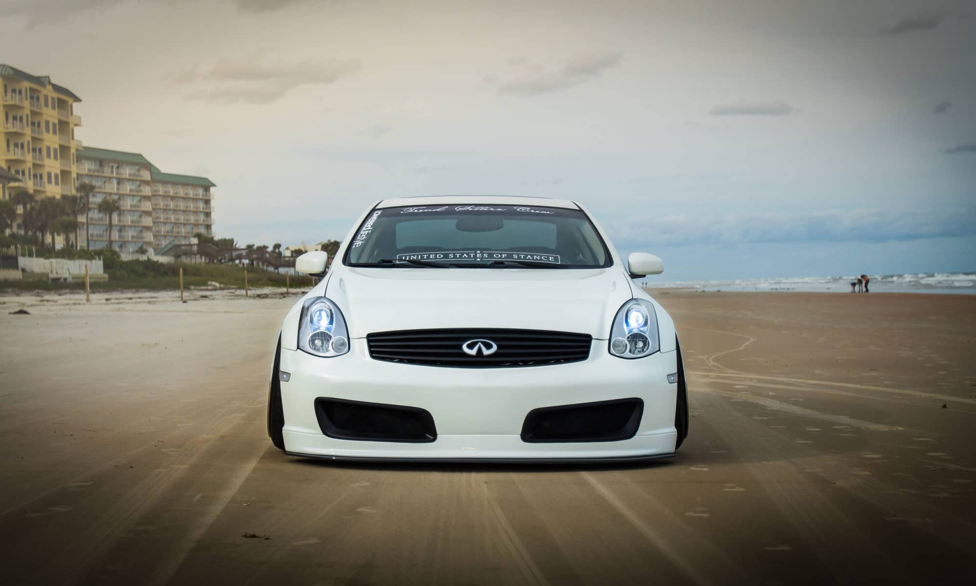 Infiniti G35 Coilovers: Your Best Options | Low Offset