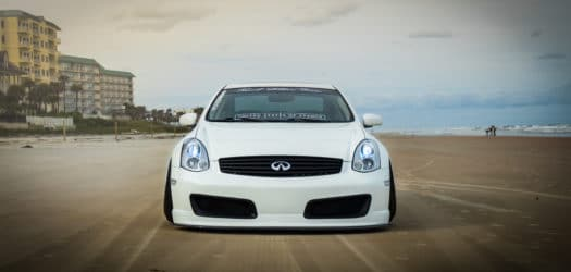 Infiniti G35 Coilovers: Your Best Options
