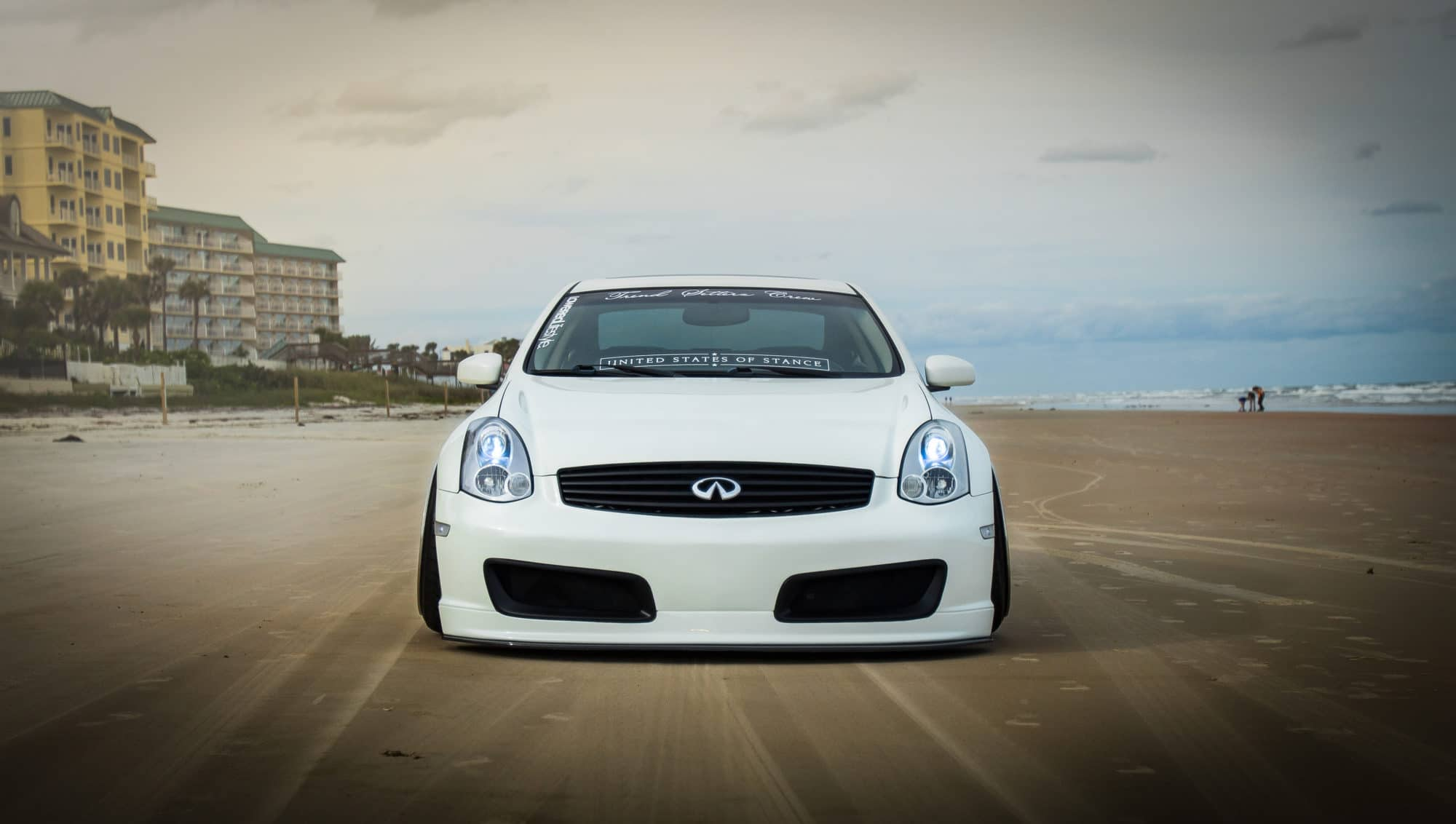 Infiniti G35 Coilovers Your Best Options Low Offset