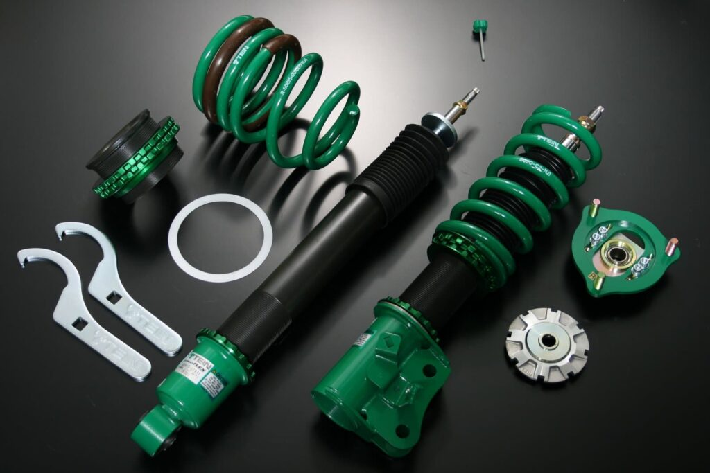 Tein Street Basis Z Coilovers for G35