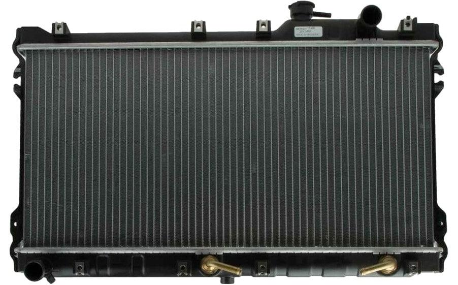 Denso also make cheap Miata radiator replacements