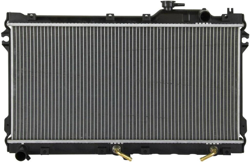 Spectra's Miata OEM-style radiator
