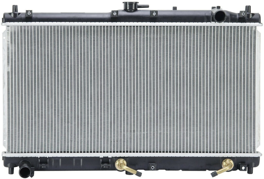 TYC make cheap OEM replacement radiator's for the Miata MX-5