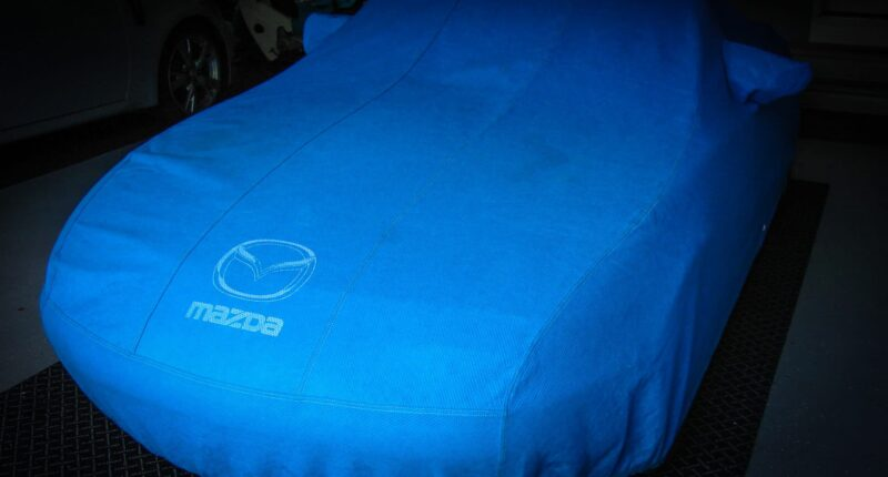 The Best Car Covers for Your Miata