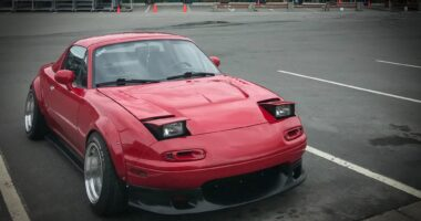 Mazda Miata Headlight Conversions