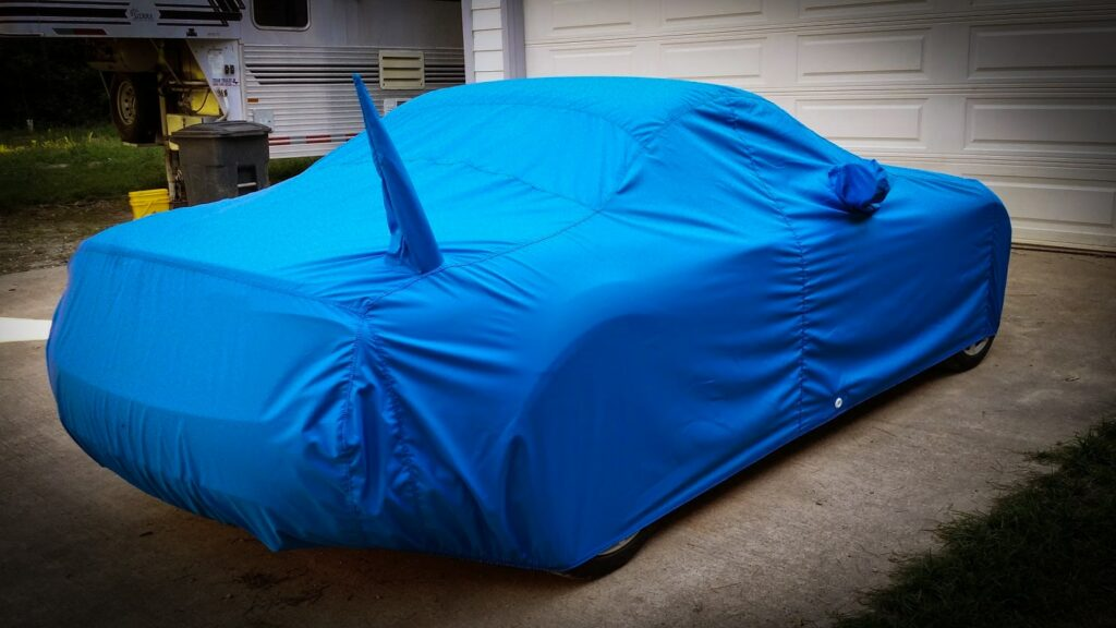 Mazda Miata MX5 full car cover