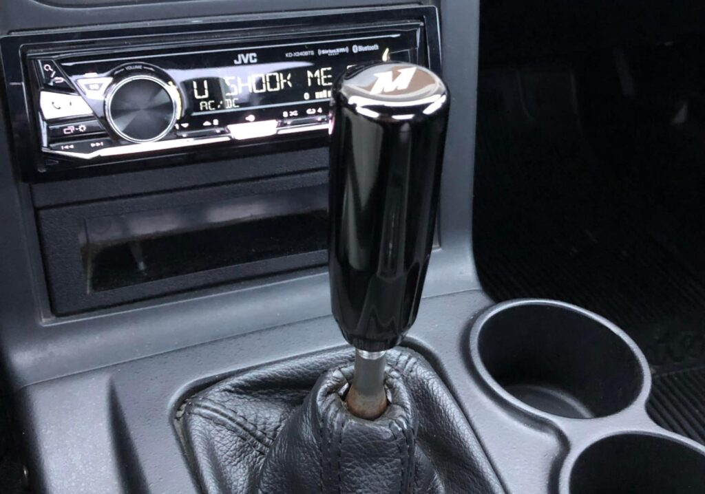 Mishimoto Black Weighted MX5 Shift Knob