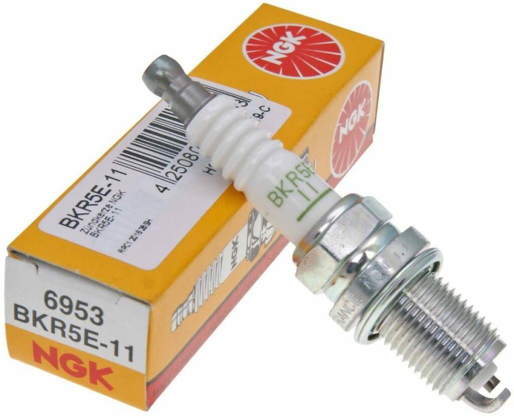NGK 6593 BKR5E-11 Copper NA & NB Miata spark plug
