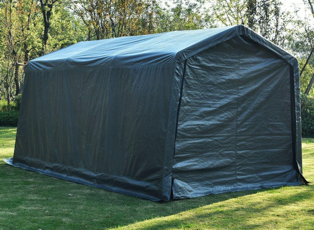 "Outdoor ""carport"" style canopy"