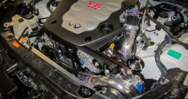 The Best Supercharger for G35 Coupes & Sedans: A Guide to Finding the Perfect Kit