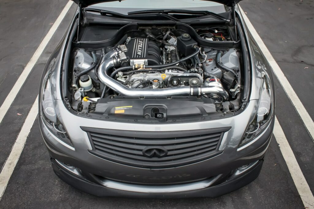 Infiniti G37 Performance Mods