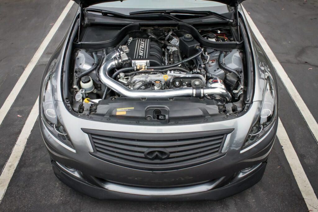 Infiniti G37 Performance Mods
