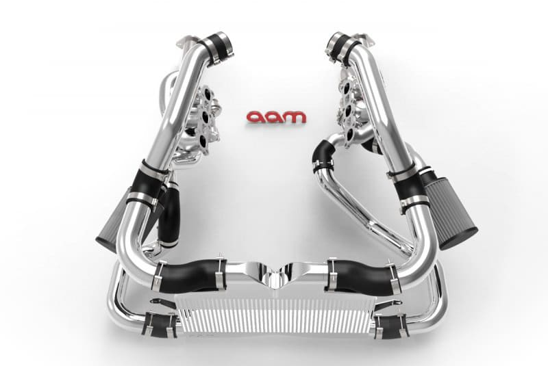 AAM Competition's Infiniti G37 twin turbo kit