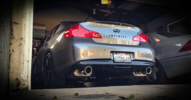 Best G37 Exhaust: Full and Cat-Back Aftermarket Exhaust Guide