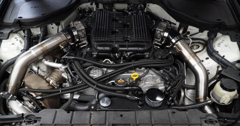 Soho Motorsports' VQ37VHR turbo kit